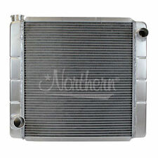 Aluminum Race Pro Universal Radiator Ford Dodge Mopar 19 x 22 Northern 209670