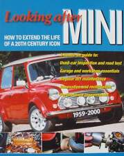 BOEK/LIVRE/BOOK: LOOKING AFTER MINI (oldtimer,manuel,voiture de collection,guide