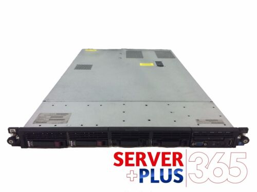 2x 146GB 15K HP ProLiant DL360 G7 4-Bay server 2x 2.66 GHz 6-Core 32GB RAM