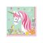 MAGICAL-UNICORN-Birthday-Party-Range-Tableware-Balloons-Supplies-Decorations miniatuur 3