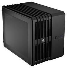Corsair Carbide Air 240 Micro ATX ITX Black Gaming PC Cube Case - CC-9011070-WW