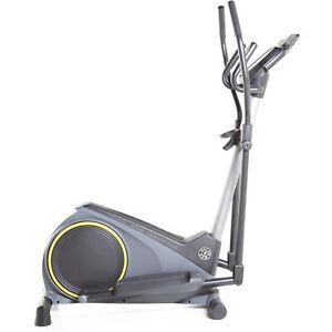 Golds gym stride trainer 350i elliptical with tablet holder black