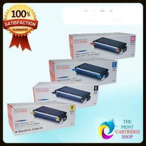 Original-Fuji-Xerox-CT350567-CT350568-CT350569-CT350570-Toner-Set-CMYK-C3290FS