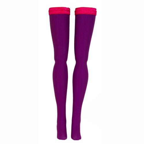 Jem Poppy Parker Dark Purple Doll Stockings for Integrity Toys Fashion Royalty