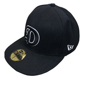 Los-Angeles-Dodgers-New-Era-Spring-Training-59FIFTY-Fitted-Size-7-Hat-Black