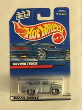 '56 FORD TRUCK - 1998 Hot Wheels Die Cast Car - Mint on Card