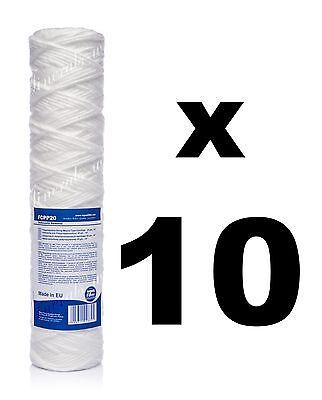 """Modesto 10 X 20 Micron Sedimenti Filtro String-wound 10 """", Osmosi Inversa, Il Biodiesel.-sel. It-it"""