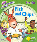 Oxford Reading Tree: Stage 2: Songbirds: Fish and Chips by Julia Donaldson (Paperback, 2006)