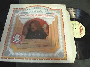 CAPTAIN BEEFHEART Unconditionally Guaranteed '74 fame lp magic band vinyl