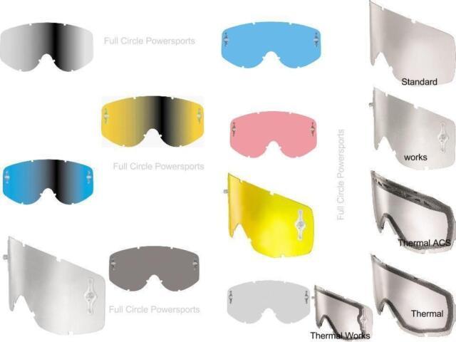 219702-119 Scott 219702-119 lens works hustle grey