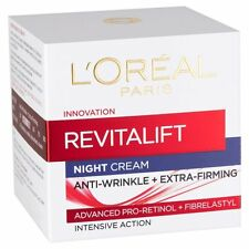 L'OREAL Revitalift Night Cream 50ml -SEALED (Foreign Packaging)