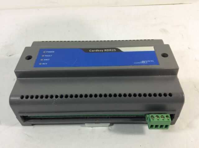 Johnson Controls 27-4889-2 Cardkey RDR2S S300-DIN-RDR2S - AM