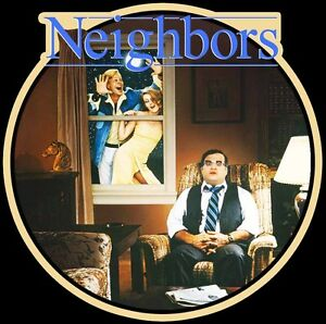 80's Belushi Comedy Classic Neighbors Poster Art custom tee Any Size Any Color
