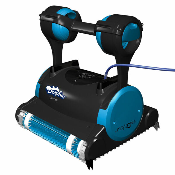 Maytronics Dolphin Triton Robotic Swimming Pool Cleaner