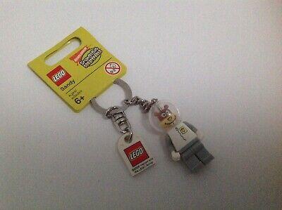 Lego® Schlüsselanhänger Sandy Cheeks Neu /& OVP 852240 Key Chain Spongebob