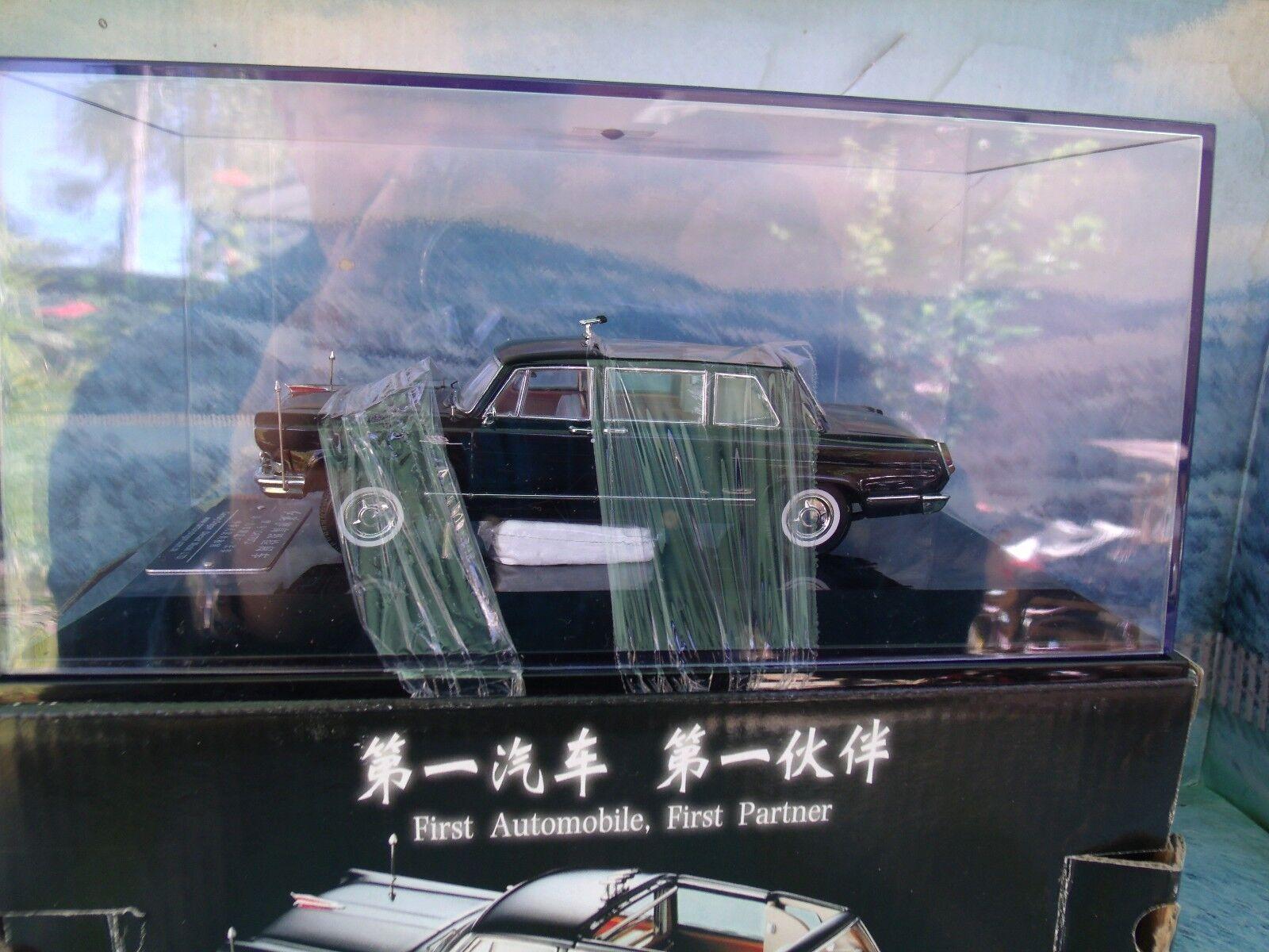 1/43   Century Dragon CA770TJ LIMOUSINE  HONG QI