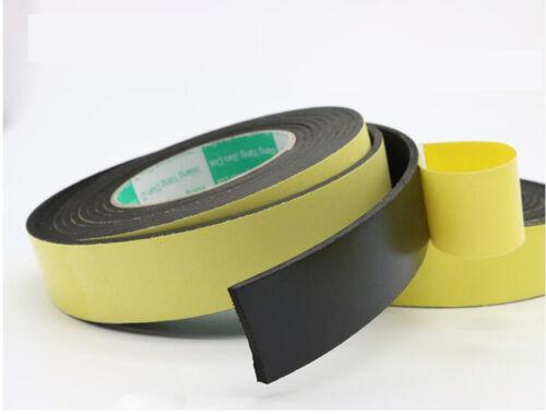 3mm T 4m L 2 Rolls Eva Foam Adhesive Tape Single Sided with  40mm W