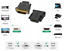 thumbnail 5 - HDMI To DVI Adapter 24+1 Pin Gold Plated Female to Male Cable Converter. 081