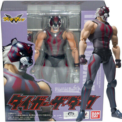 Bandai S.H.Figuarts Tiger Mask W TIGER MASK Action Figure Japan F//S