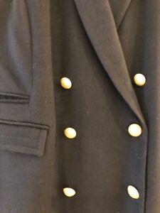 14 Hobbs Taille Navy Blue Dress wApHXH7q