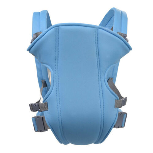 Newborn Baby Carrier Sling Wrap Backpack Front Back Chest Ergonomic 3 Position