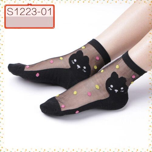 Frauen Kurze Socke Ultradünne Elastische Antibakterielle Spitzen Weben Knöchel