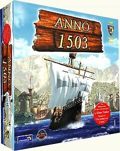 Anno 1503 Board Game Mayfair Games BRAND NEW ABUGames