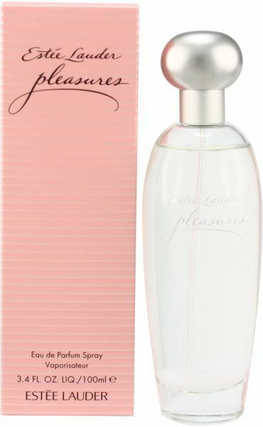 PLEASURES ESTEE LAUDER 100ML EDP WOMEN NEW SEALED BOX.