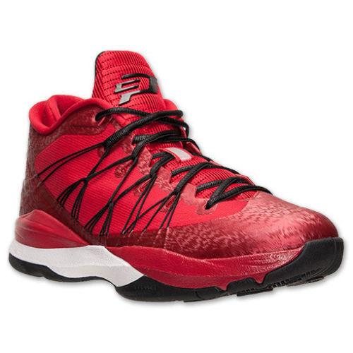 Uomini e 'jordan cp3 vii ae scarpe da basket, palestra 644805 601 confezioni 10.5-11 palestra basket, rosso / nero 4ad240