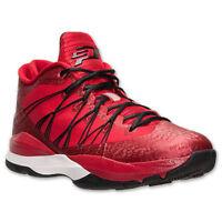 Men's Jordan Cp3 Vii Ae Basketball Shoes, 644805 601 Sizes 10.5-11 Gym Red/black