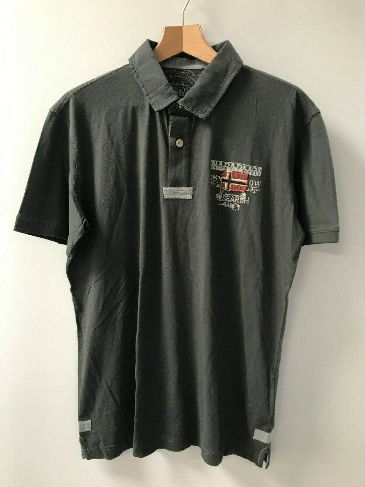 NAPAPIJRI ® - Esta Serre-Polo Shirt-Taille XL-neuf-prix conseillé = 90 £