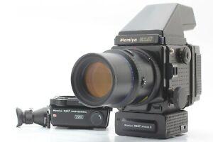 Exc-4-Mamiya-RZ67-PRO-Sekor-Z-250mm-Obiettivo-120-220-Film-Retro-GIAPPONE-513