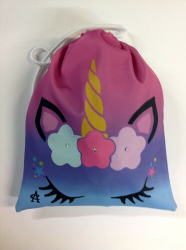 Unicorn gymnastics grip bag