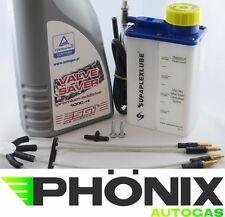 Supaplex Autogas Ventilschutz 4-Zylinder Valve Saver LPG Flashlube Alternative