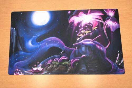 E19 My Little Pony Friendship Is Magic Game Playmat Card Mat Princess Luna