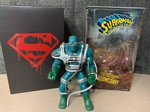 Dcuc Dc Universe Classics Containment Suit Doomsday Figure Oversized Cnc Baf Ebay