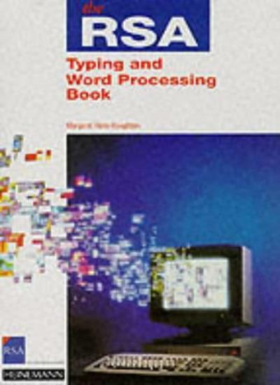 RSA Typing and Word Processing Student's Book By Margaret Rees- .9780435452100