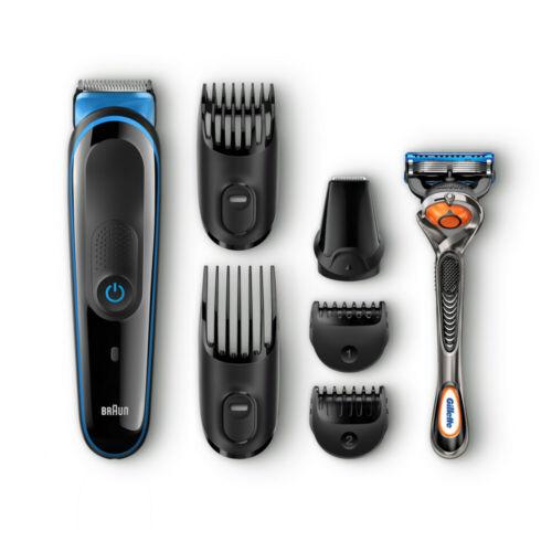 Braun MultiGrooming Kit MGK 3045 Rasierer 6 Aufsätze 100 /% Wasserdicht