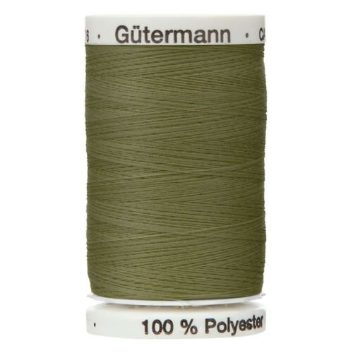 Colour 824 Gutermann Top Stitch Sewing Thread Extra Strong Jeans 30m Reels