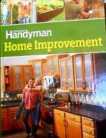 The Family Handyman Home Improvement Hardcover
