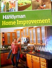 The Family Handyman Home Improvement new hardcover