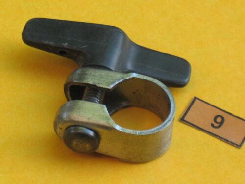 ancien collier de serrage de selle vélo vintage  lot 9