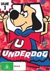 The Underdog Show : Vol 3 (DVD, 2016, 3-Disc Set)