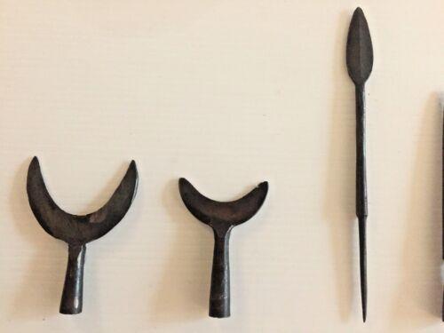 NEW METAL HEADS Useable Longbow Arrowhead Medieval Arrow Head HANDMADE Sharp