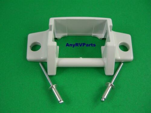 PWY Dometic A/&E 3310811009B RV Awning Lower Arm Bracket White Foot Assy