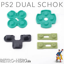 PlayStation 2 DualShock Controller Silicon Rubber Gummipad L1 R1 Pad Button PS2