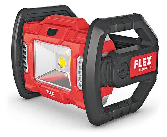 Flex Power Tools 472921 LED Light CL 2000 18.0 EC Cordless Work Light Body