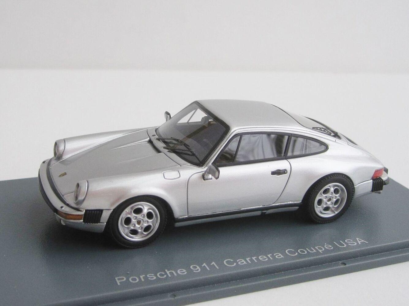 Porsche 911 Carrera Coupé 1985 930 1 43 Neoscale Models Neo 43242 de Turbo