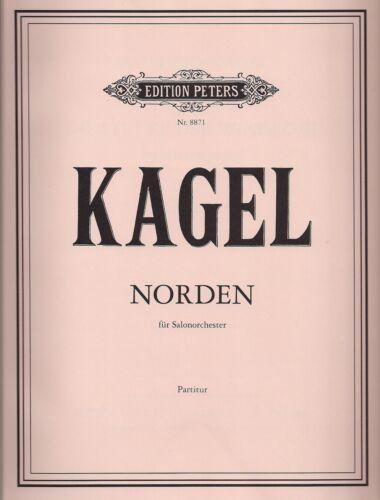 Norden Kagel Die Stücke der Windrose für Salonorchester