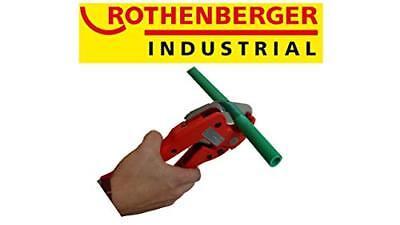Herzhaft Rothenberger Industrial 36012 Kunststoffrohr-schere-Ø 42 Mm MöChten Sie Einheimische Chinesische Produkte Kaufen?